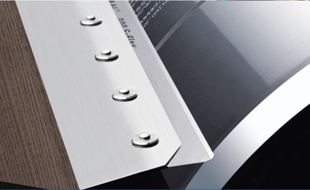 組合式刮刀<br>SICROMAN印刷用刮墨系統 1