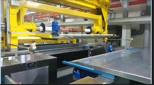 凹版印刷自動電鍍線 3